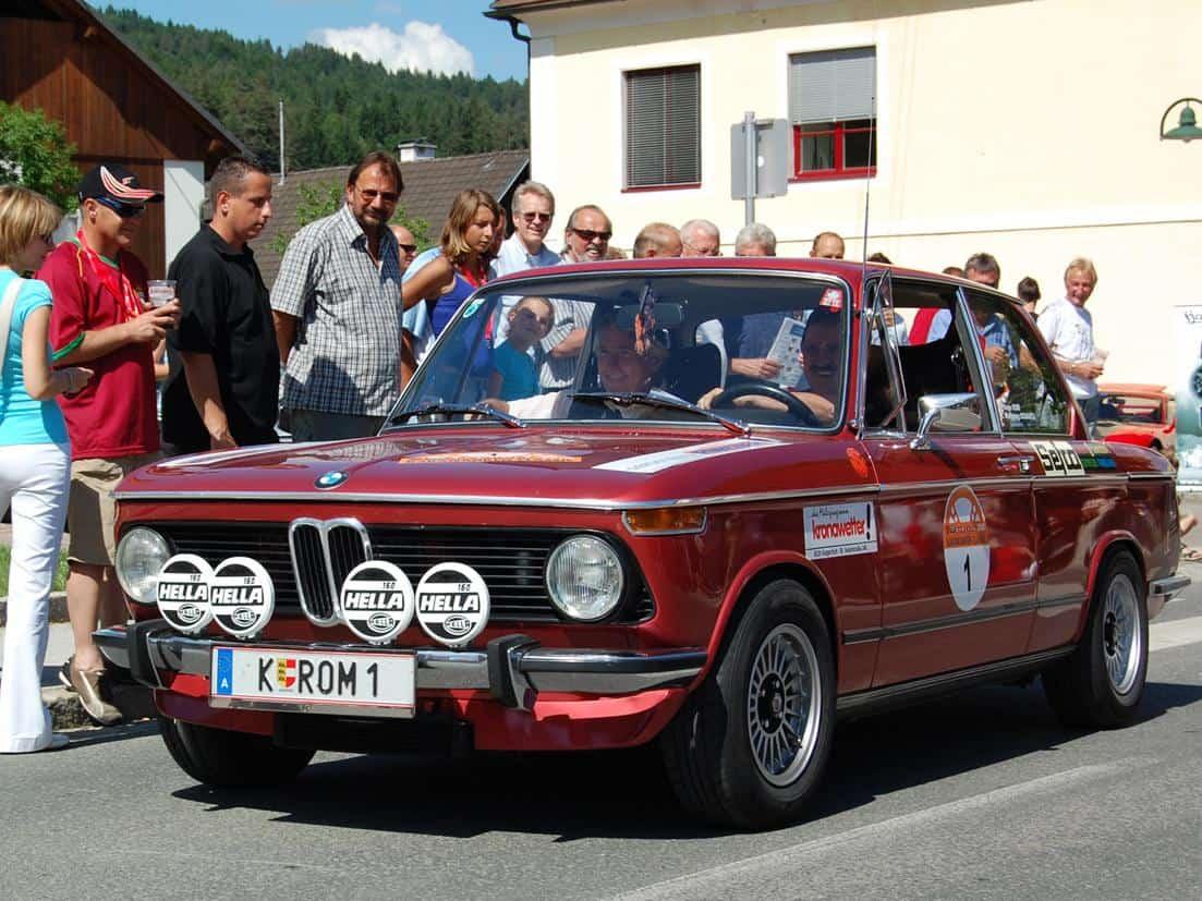 KR ROM Hugo, BMW 2002 TII