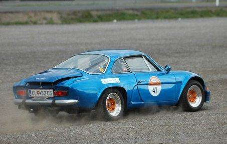 PIRTSCHER Harald, Renault Alpine A 11o