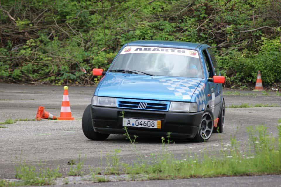 TUPPINGER Michael, Fiat Uno 7