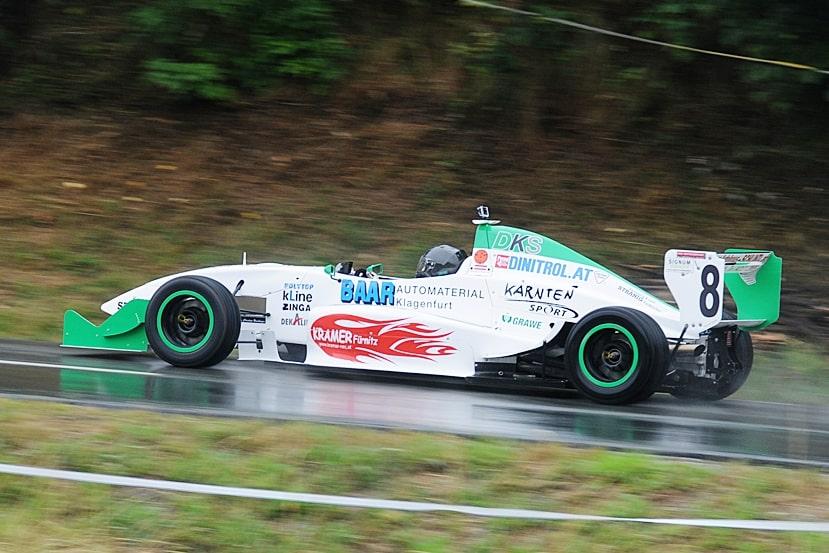 WALDY Hermann jun., Dallara F 395