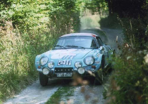 1971 Karawanken Classic Rallye 002