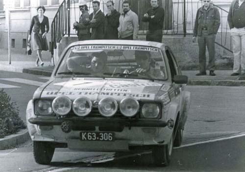 1976 Karawanken Classic Rallye 006