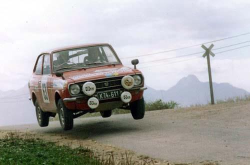 1978 Karawanken Classic Rallye 001