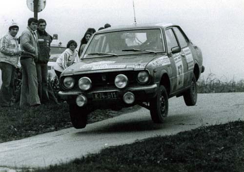 1978 Karawanken Classic Rallye 002
