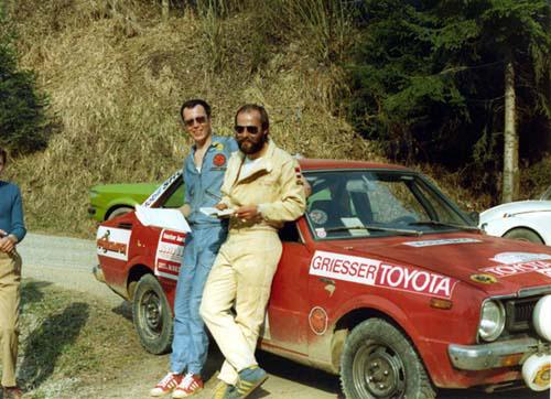 1978 Karawanken Classic Rallye 005
