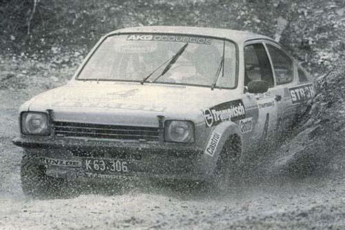 1978 Karawanken Classic Rallye 009