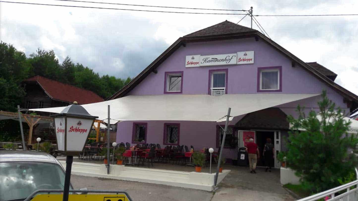 Cafe-Restaurant Kanonenhof (Köttmannsdorf)